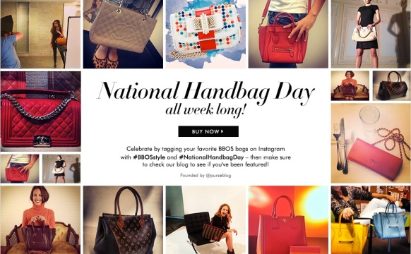National Handbag Day!