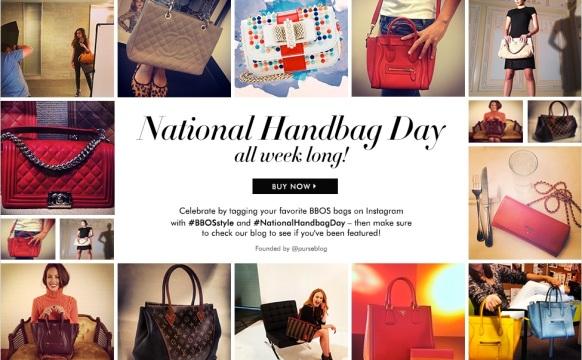 National Handbag Day!