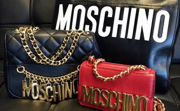 Hooked on Moschino