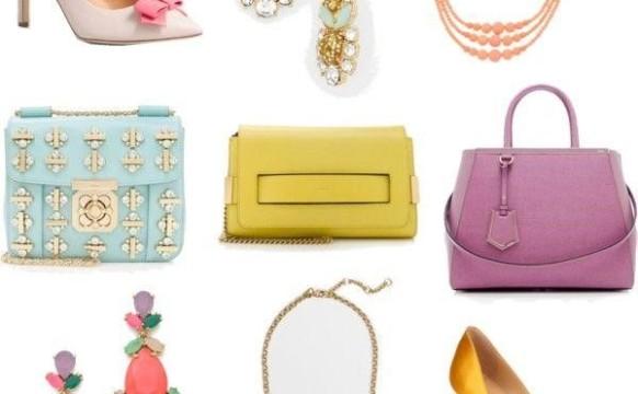 Pretty Pastels: