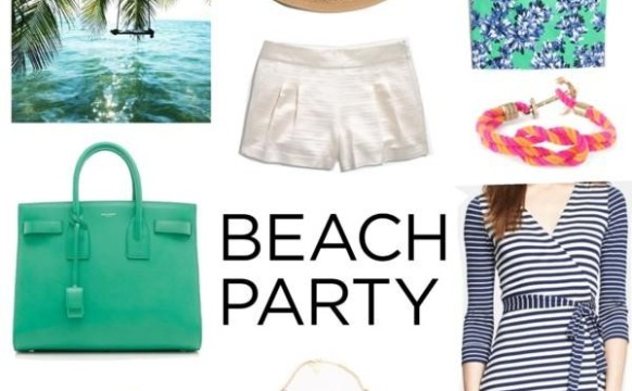 Spring Break Style: What to Pack