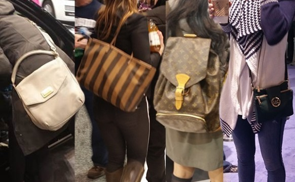 Handbag Sightings...