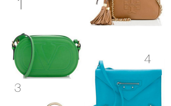 5 Crossbody Bags for the Girl-on-the-Go