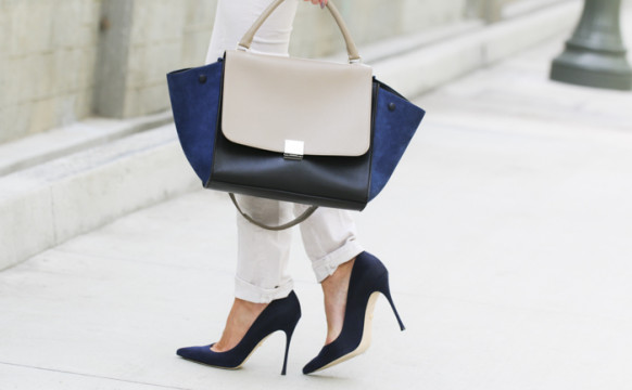 The Celine Trapeze